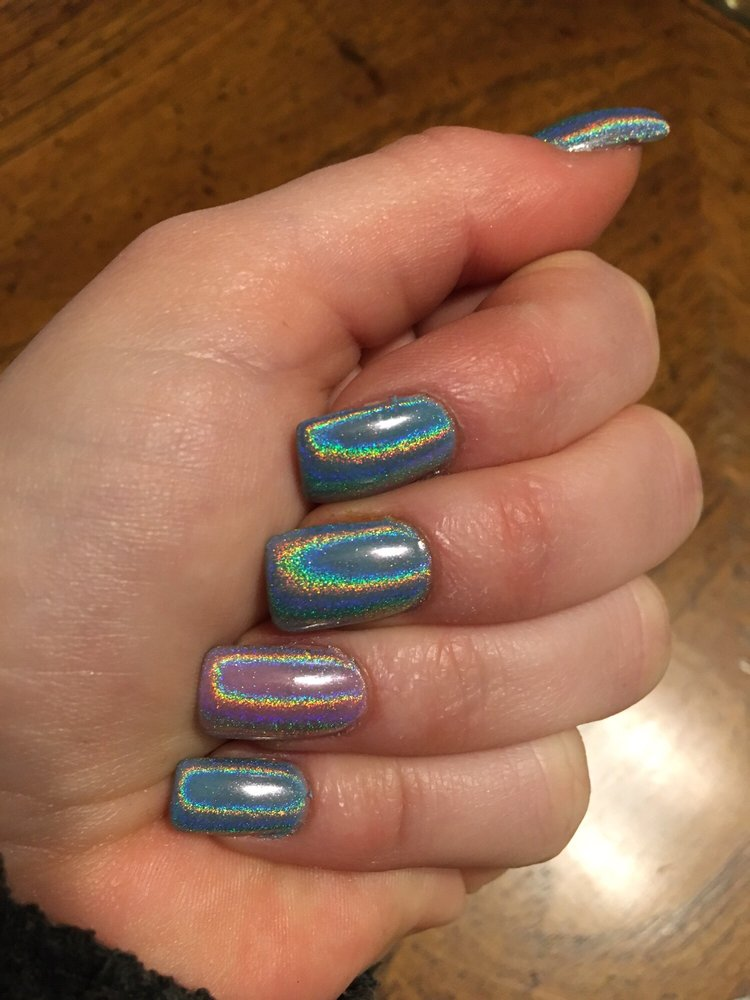 Photos for Exotic Nails In Wayne - Yelp
