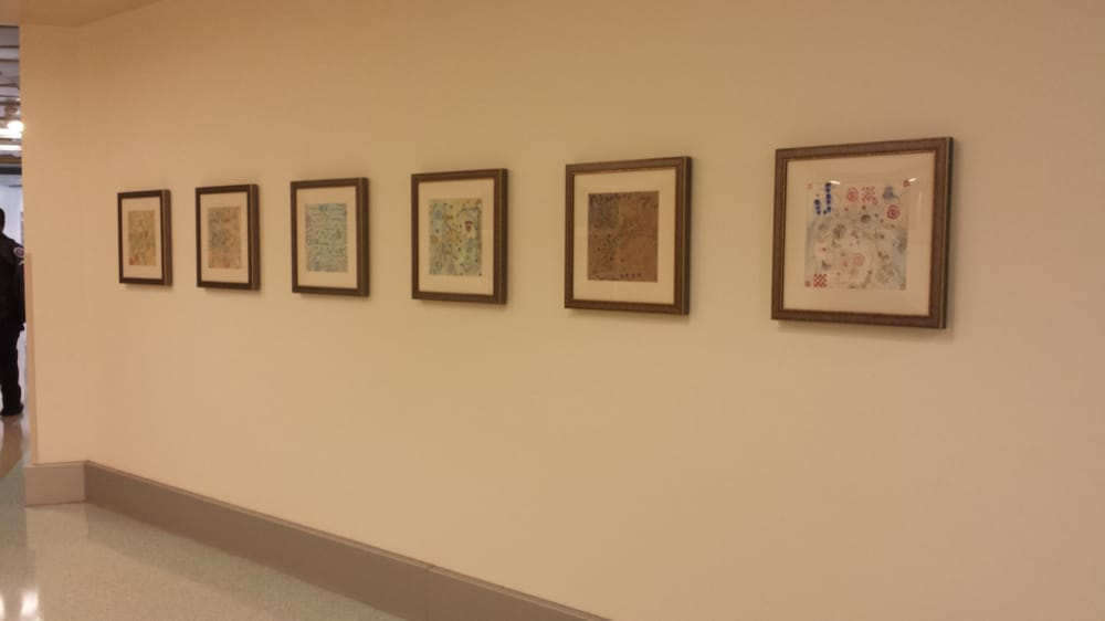 More children\'s art framed by PANG Art and drawn by children at ...