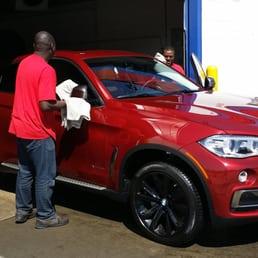 White Glove Car Wash Chicago