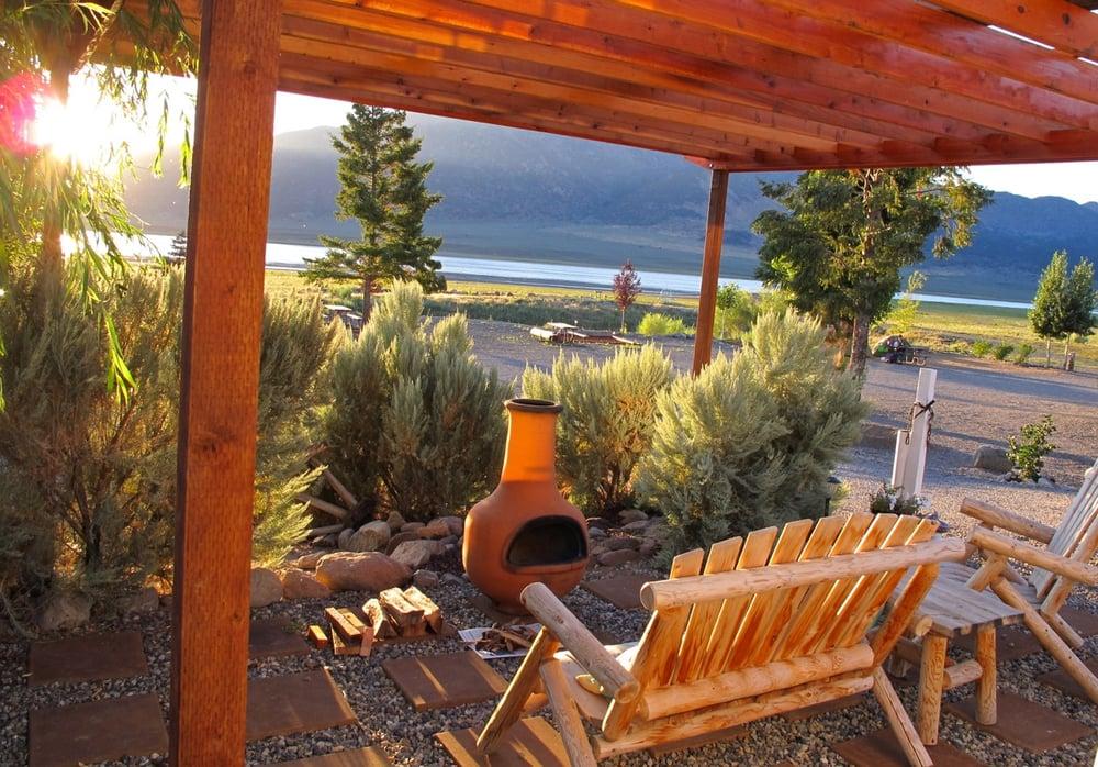 Paradise Shores Camp: 2399 Hwy 182, Bridgeport, CA