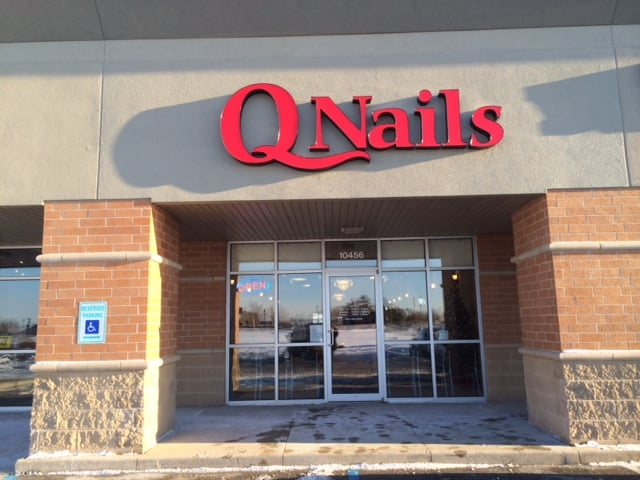 Qnails nail salons 10456 maysville rd fort wayne in for A nail salon fort wayne in