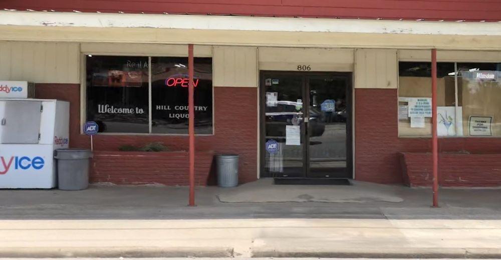 Hill Country Liquor: 806 Main St, Blanco, TX