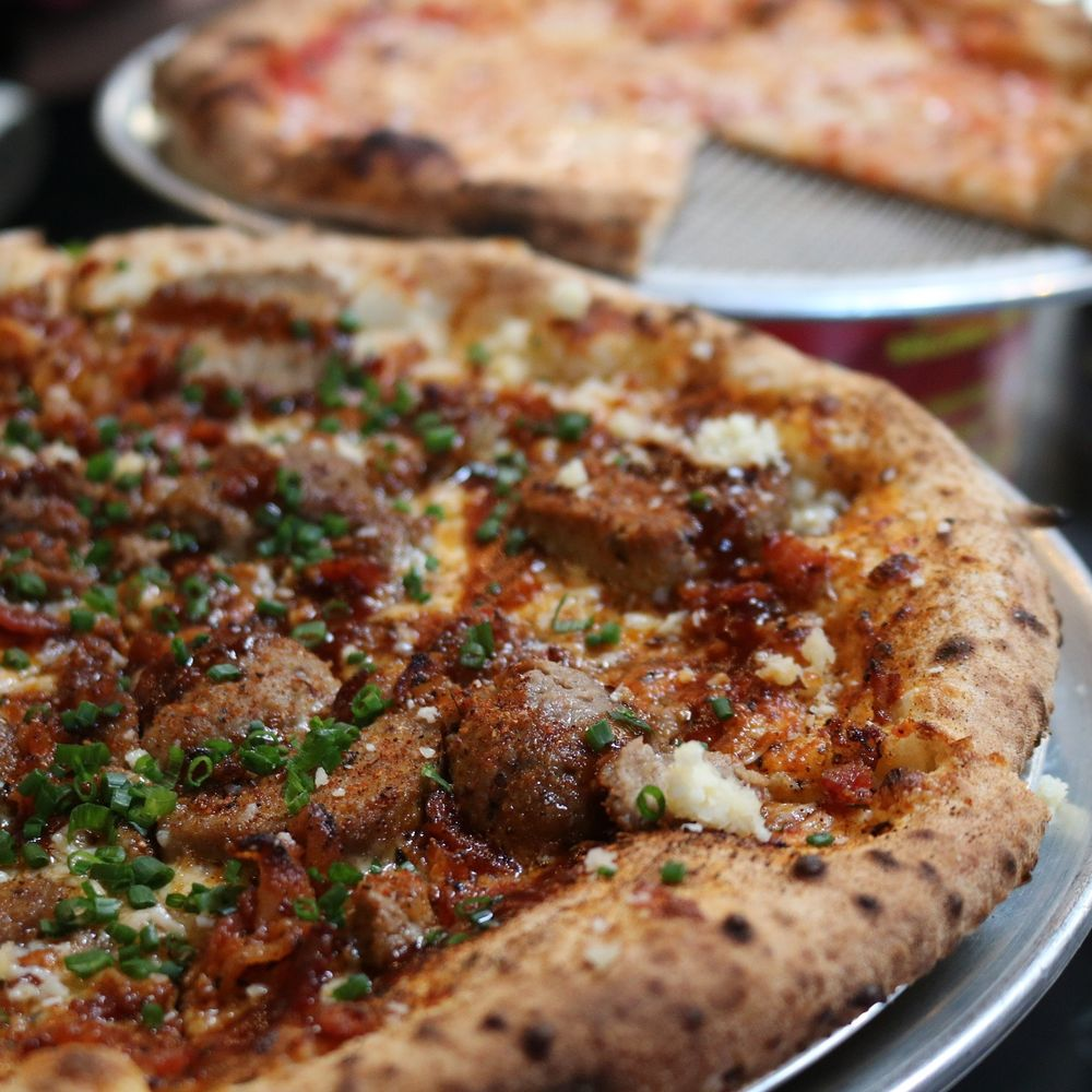 The Blind Pig Pizza