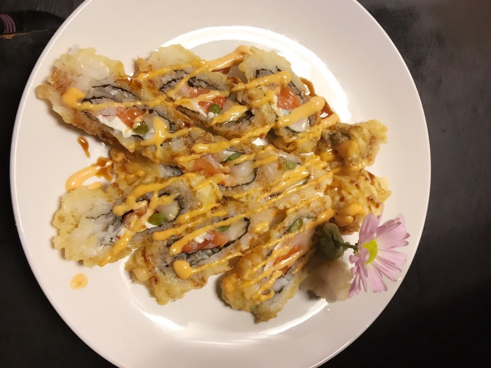 Food from Ronin Steak & Sushi House