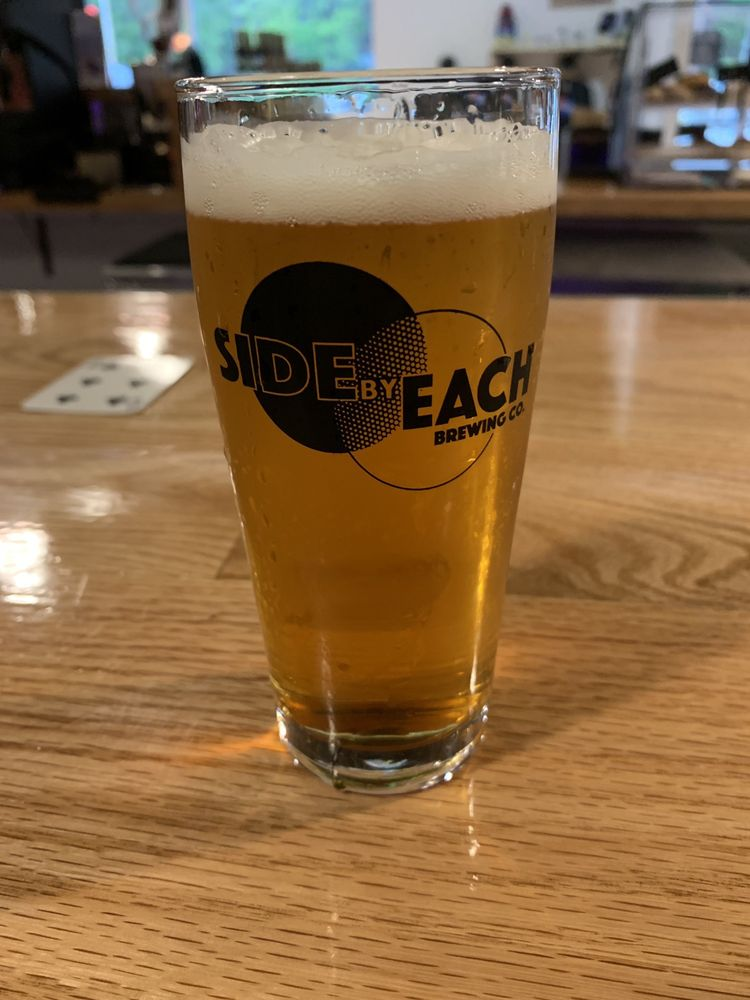 Side By Each Brewing: 1110 Minot Ave, Auburn, ME