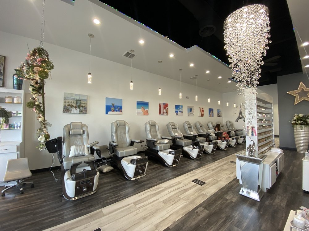 Paris Nails & Spa: 2260 N Zaragoza Rd, El Paso, TX