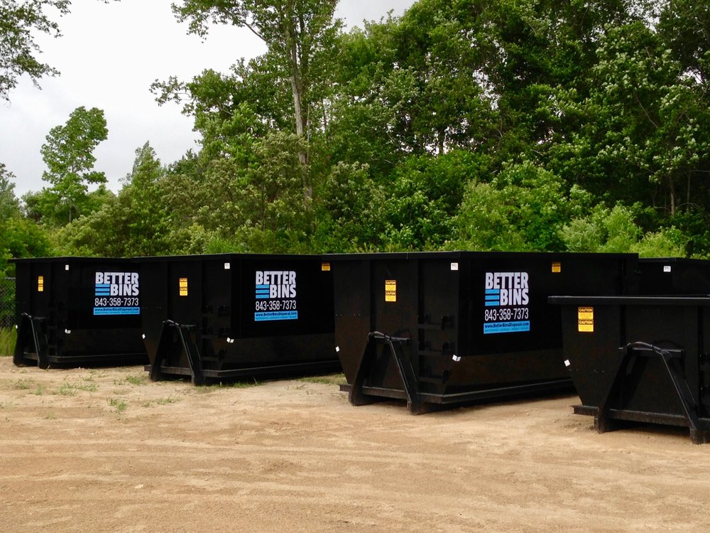 Better Bins Disposal Dumpster Rentals: 2540 Hwy 501, Aynor, SC
