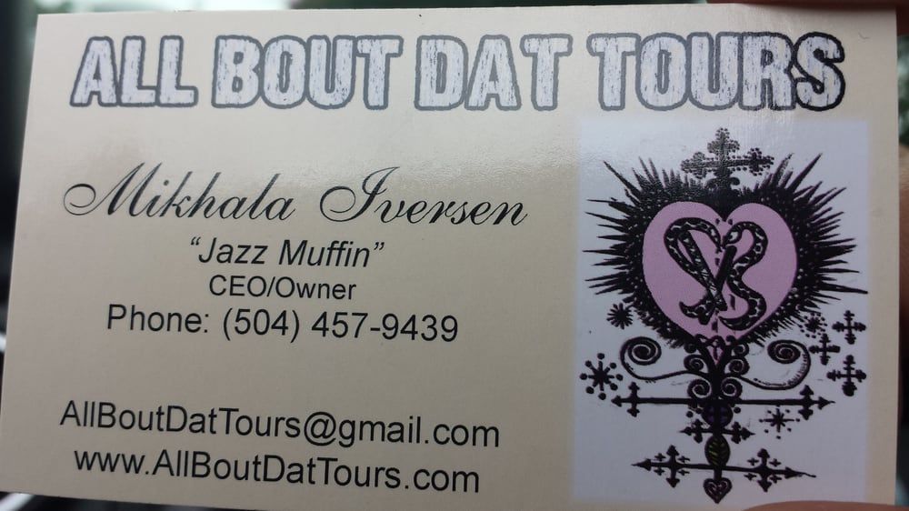All Bout Dat Tours New Orleans