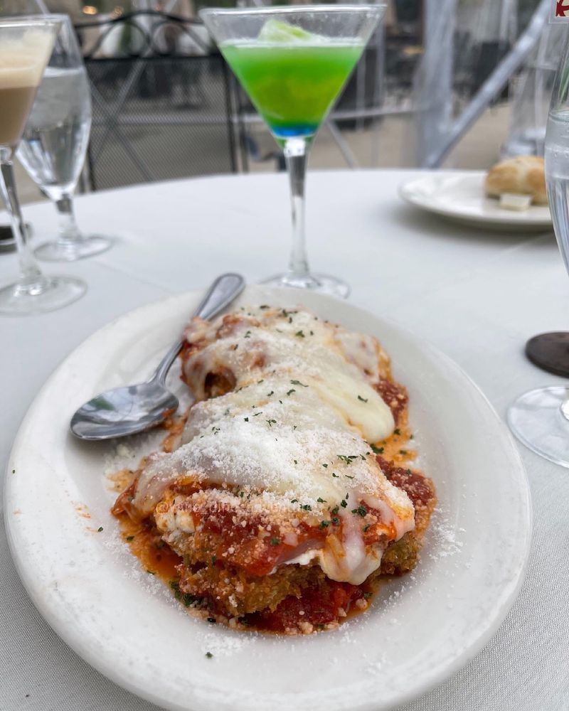 Food from Terrazza