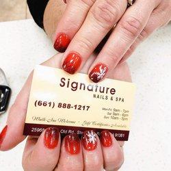 Signature Nails and Spa - 148 Photos & 60 Reviews - Nail Salons ...