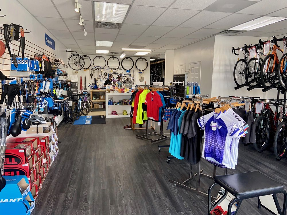 Bike Center LTD: 15930 Luanne Dr, Gaithersburg, MD