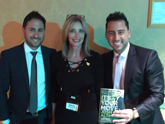 Mitzie mcdonnell exit now realty get quote real estate agents photo of mitzie mcdonnell exit now realty mcewen tn united states mitzie mcdonnell with josh altman colourmoves