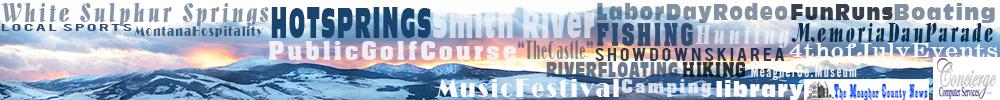 WSS Area Events: 28 E Main St, White Sulphur Springs, MT