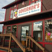 Seafood Bake Photo Of Governor S Restaurant Presque Isle Me United States