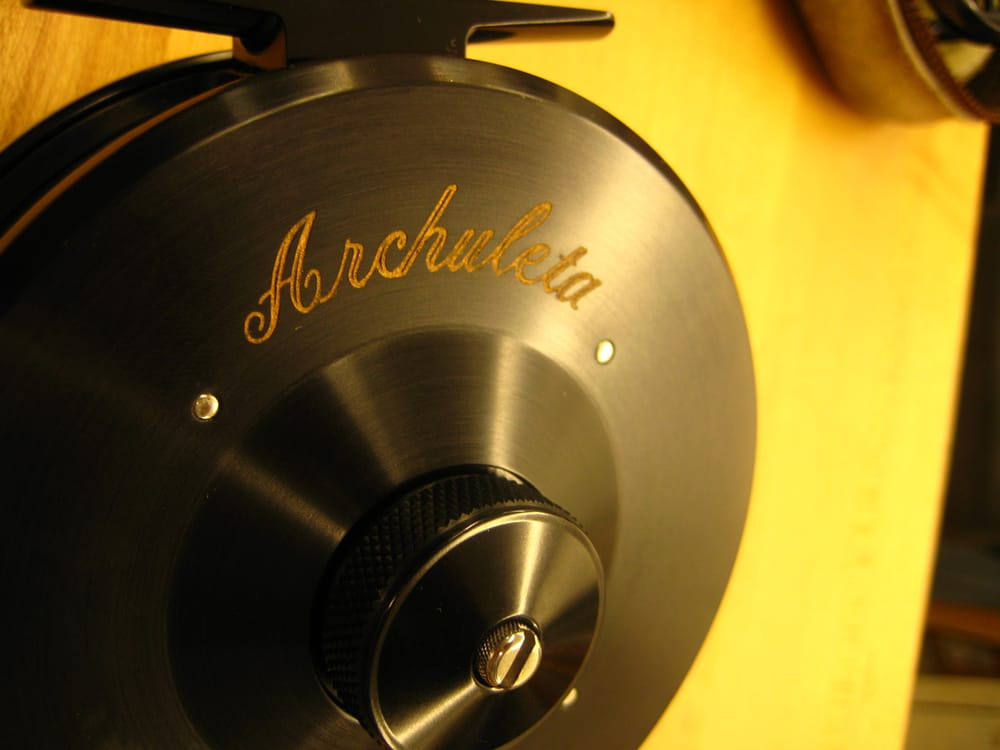 Archuleta's Reel Works: 733 Detrick Dr, Grants Pass, OR