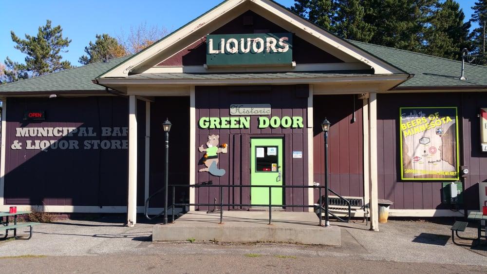 Green Door: 1002 Main St, Beaver Bay, MN
