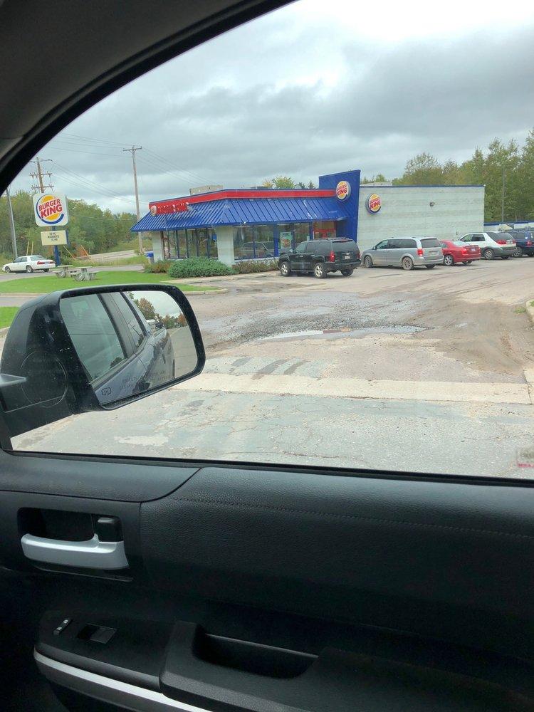 Burger King: 330 Lanse Ave, Lanse, MI