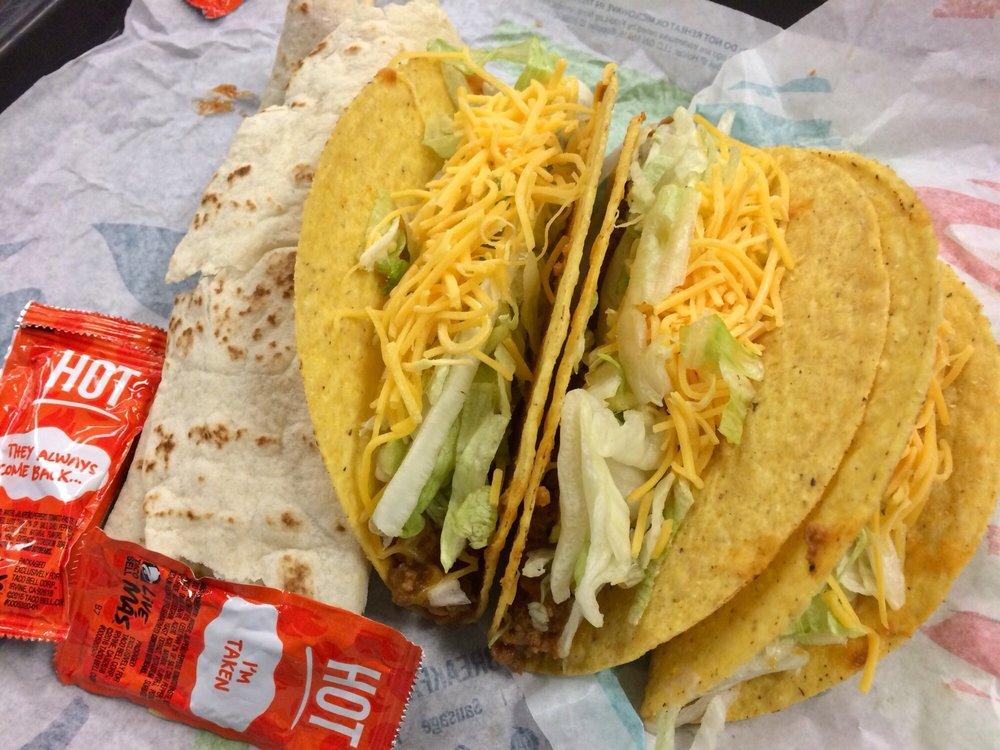 Taco Bell: 1006 North Texas Street, Weslaco, TX