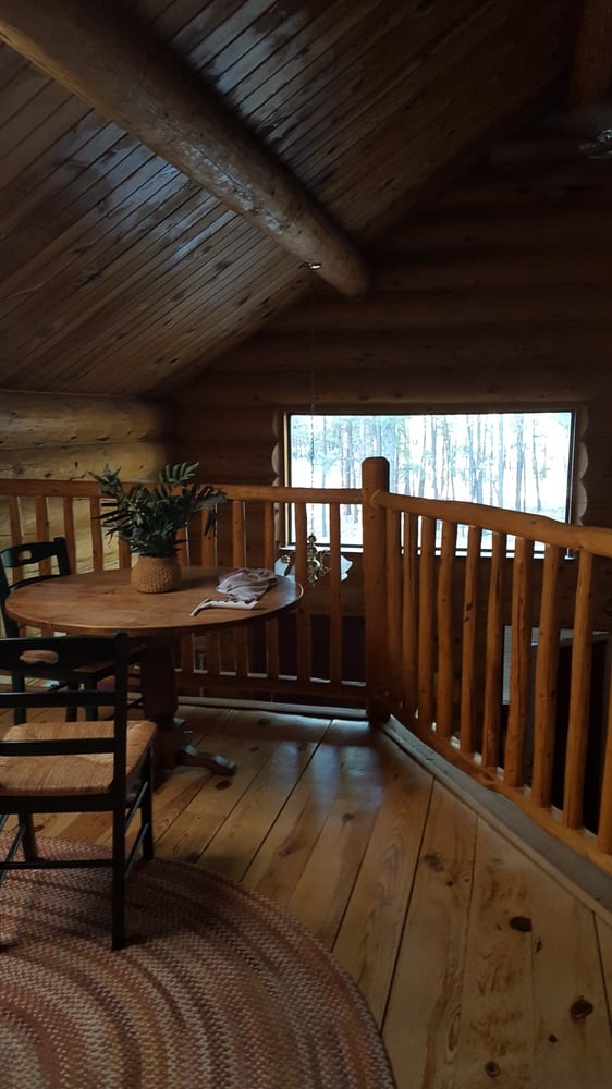 Greer cabin keepers vacation rental agents 103 cnty rd for Cabins near greer az