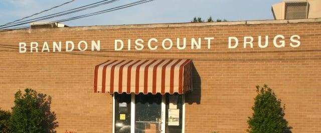 Brandon Discount Drugs: 200 Tamberlin Street, Brandon, MS