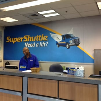 I had the opportunity to ride in a Blue Van of the Super Shuttle of Austin today. Even though there was no person at the airport desk, the automatic check-in system worked very well. Within 10 minutes, Roger was there to pick me up/5(46).