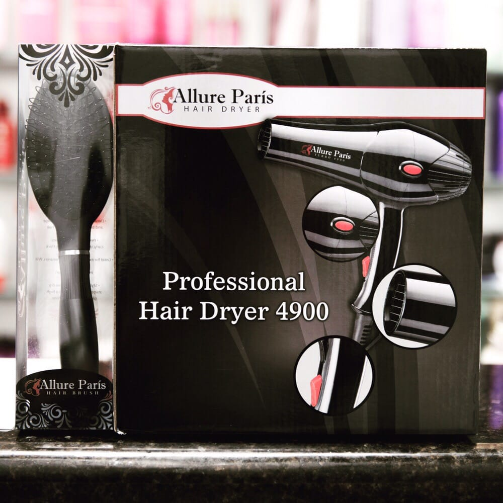 Our own products yelp for Allure hair salon