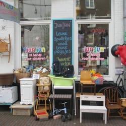 Amsterdam Noord Tweedehands Meubels.Junjun Thrift Stores De Clercqstraat 97 Kinkerbuurt