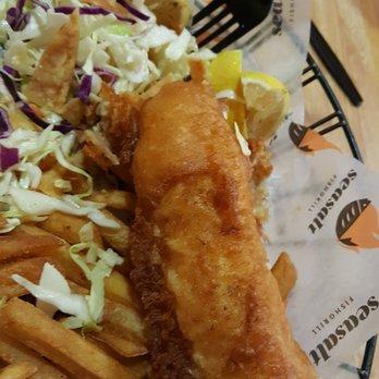 Seasalt fish grill 846 photos 872 reviews seafood for Seasalt fish grill