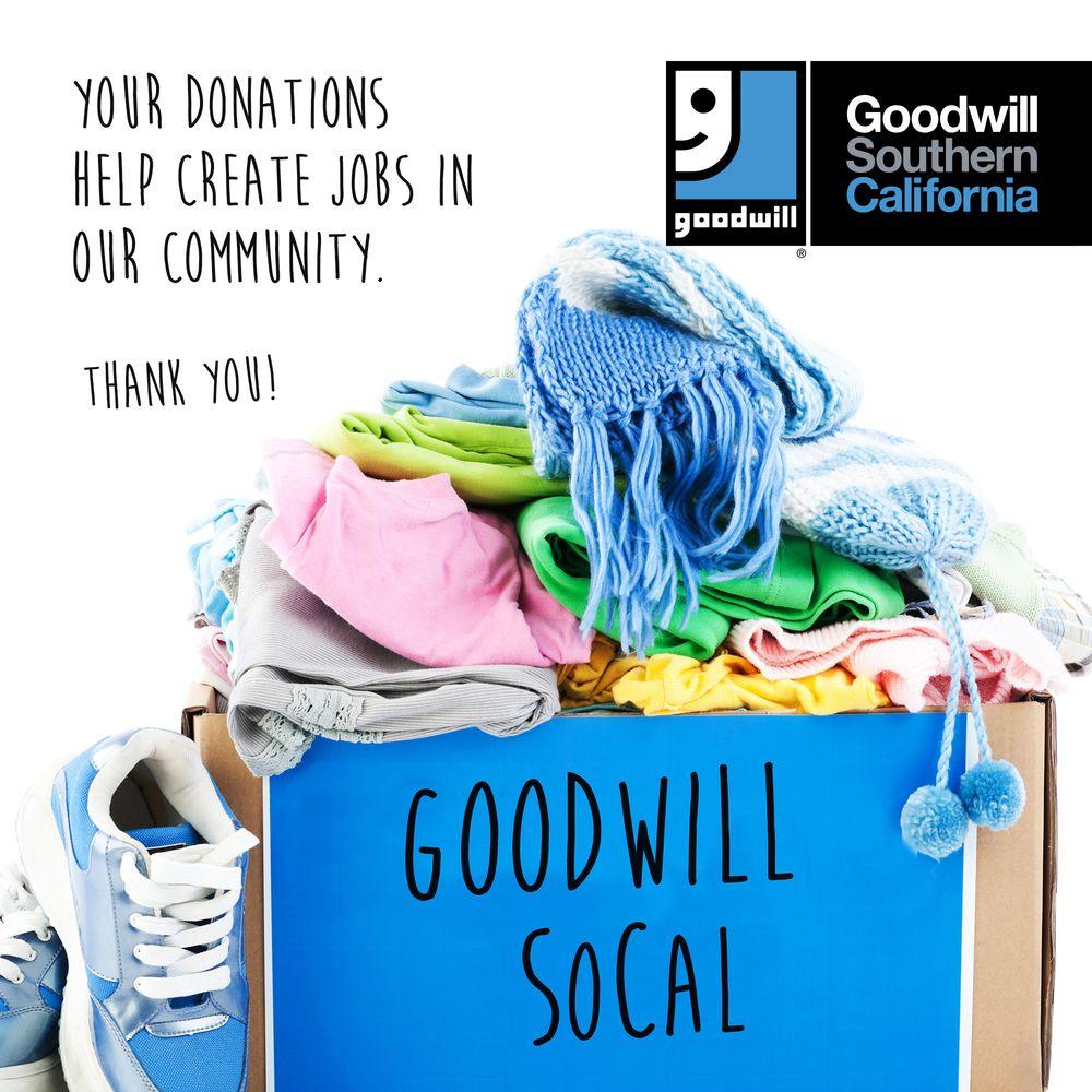 Goodwill Southern California Donation Center: 2926 Foothill Blvd, La Crescenta, CA
