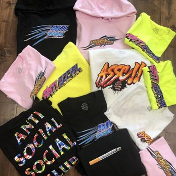 anti social social club store