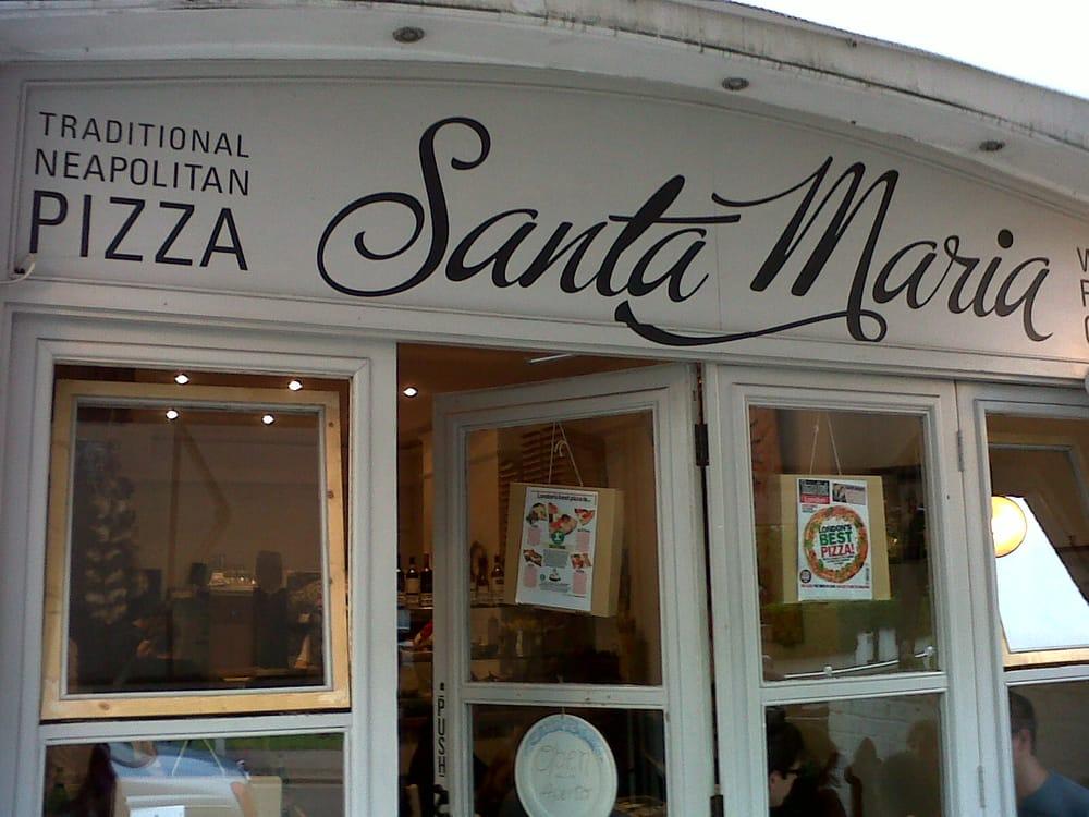 Santa Maria Pizzeria - 31 fotos y 67 reseñas - Pizzería ...