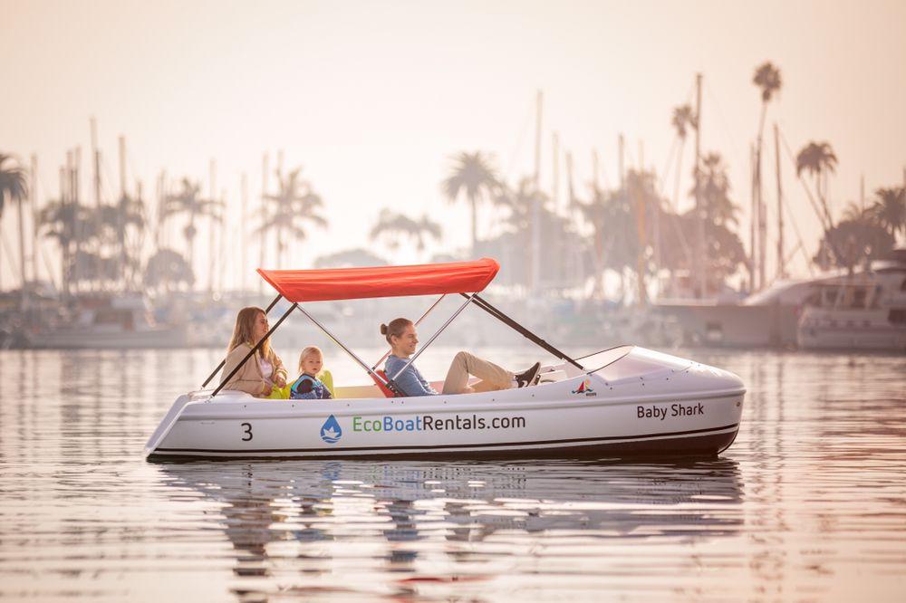 Eco Boat Rentals