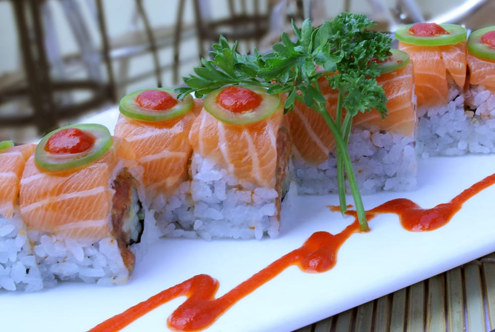 Sweet ginger 94 photos 244 reviews chinese for Where to buy sushi grade fish near me