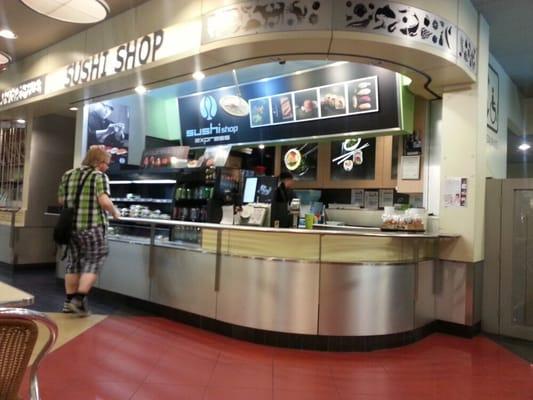 Sushi Shop Gare Central 9123-1894 Que