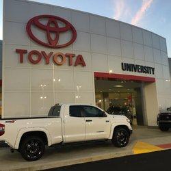University Of Toyota >> University Toyota Of Tuscumbia Closed Auto Repair 5100 Hwy 43