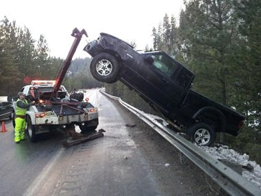 Panhandle Towing and Recovery: 15 Bent Twig Ln, Bonners Ferry, ID