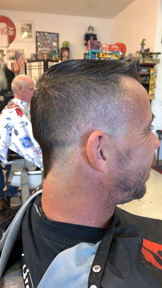 Five Cities Barber Shop: 2790 S Halcyon Rd, Arroyo Grande, CA