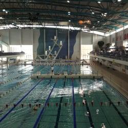 Mäkelänrinteen uimahalli altaat