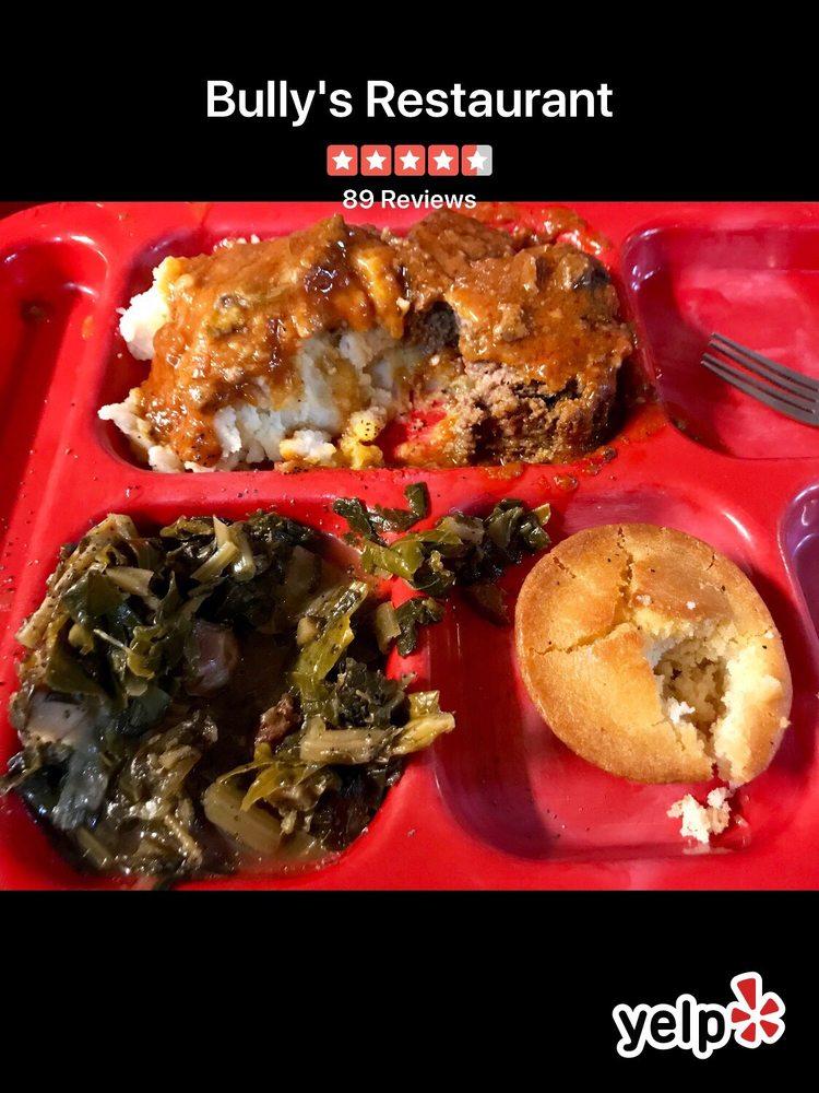 Bully's Restaurant: 3118 Livingston Rd, Jackson, MS