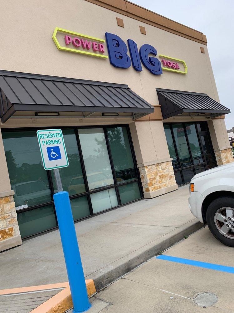 BIG Power Yoga Memorial: 1014 Wirt Rd, Houston, TX