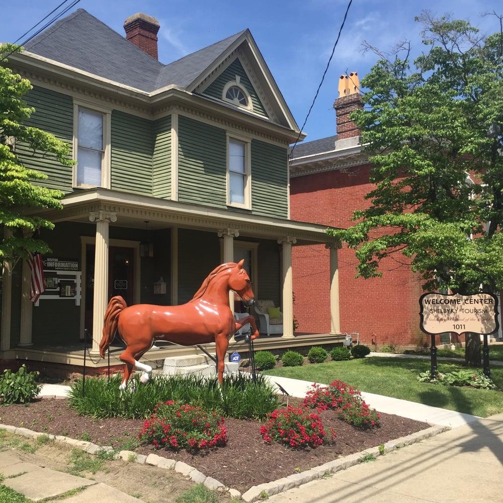 Shelbyville/ Shelby County Tourism & Visitors Bureau
