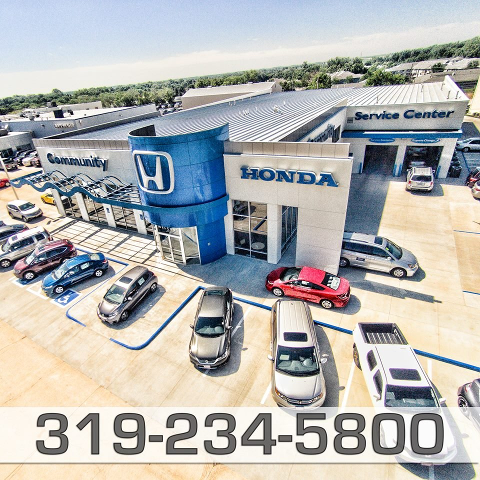 community honda concessionari auto 4617 university ave On community ii motors cedar falls