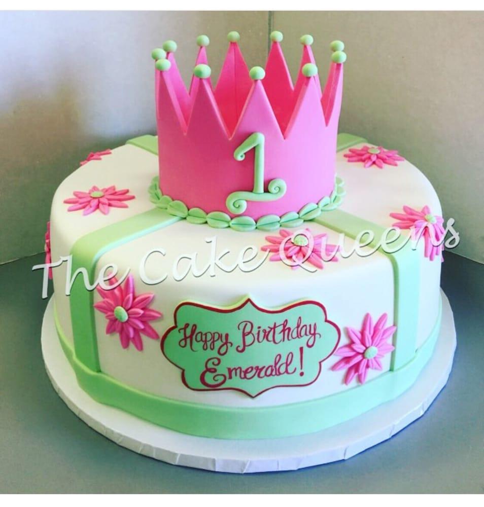 1st Birthday Princess Cake Yelp