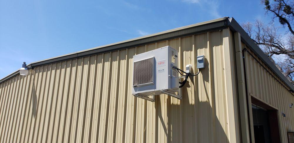 Comphel Heating & Air Conditioning: 16020 Via Este Rd, Sonora, CA