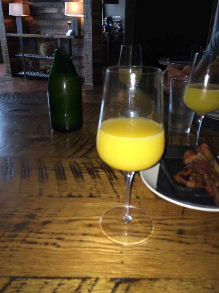 Oak Table Columbia Sc ~ Bottomless mimosas for yelp