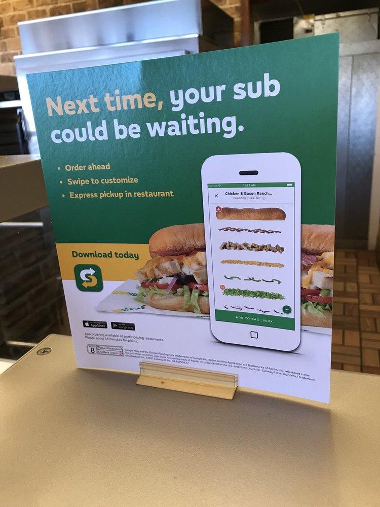 Subway: 1115 Independence Blvd, Virginia Beach, VA