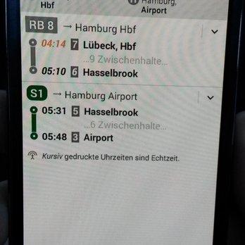 S Bahnhof Hamburg Airport 71 Fotos 44 Beiträge Us