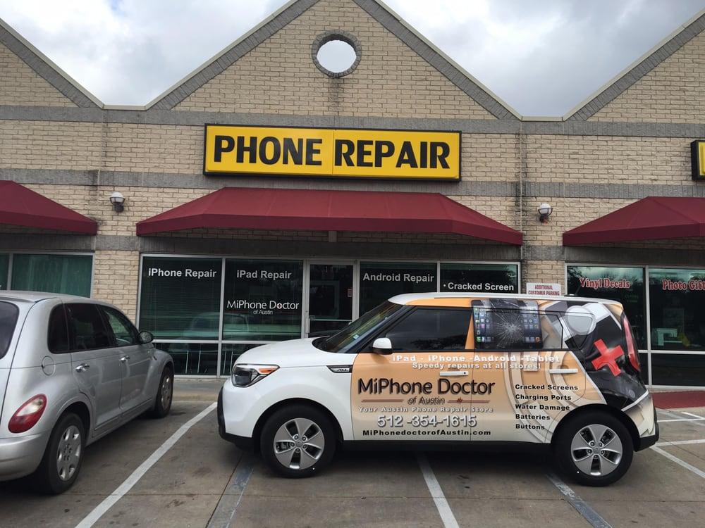 Phone Doctor of OakHill: 6340 W Hwy 290, Austin, TX