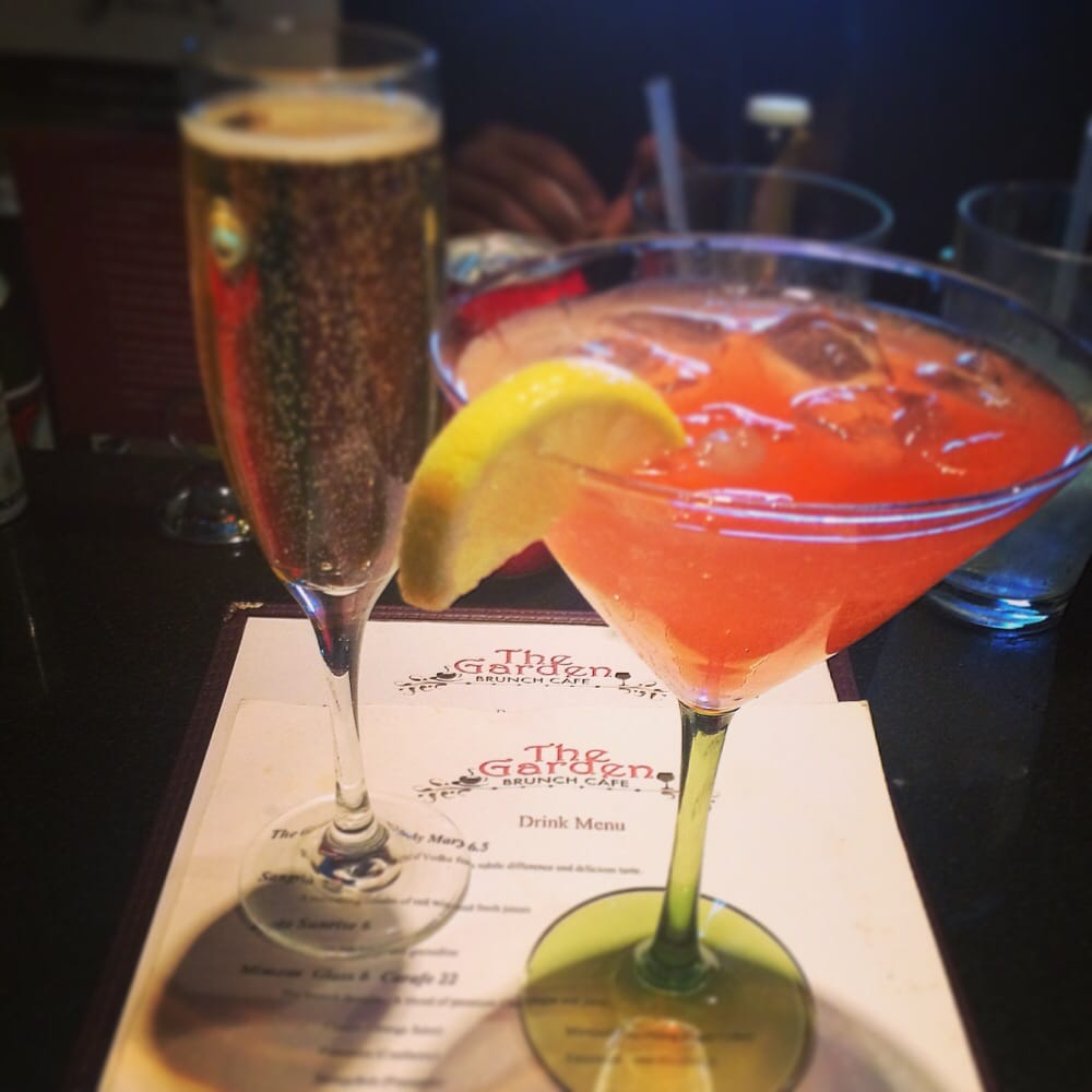 Martinelli Apple Cider Mimosa And Cosmo Sparkle Yelp