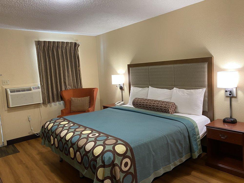 Economy Inn - Lonoke: 114 Brownsville Lp, Lonoke, AR